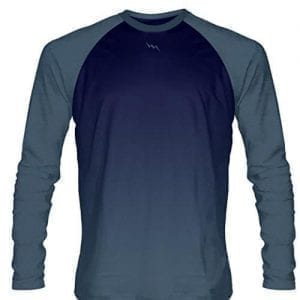 Boys Long Sleeve Lacrosse Shirts