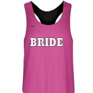 Bride Reversible Jerseys - Bachelorette Party Shirts