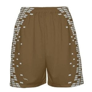 Brown-Basketball-Shorts