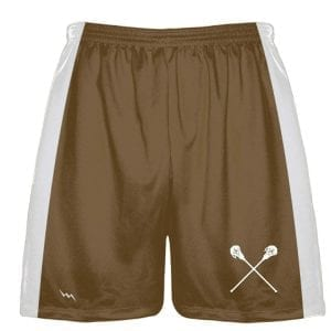 Brown-Lacrosse-Short