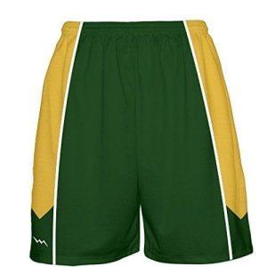 Dark-Green-Basketball-Shorts