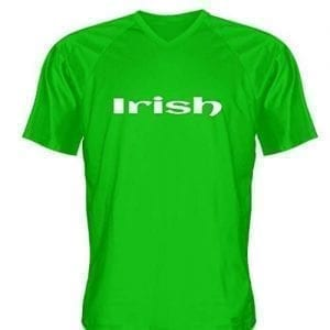 Green Irish Shirt