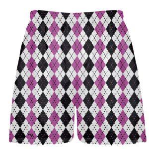 Argyle-Lacrosse-Shorts