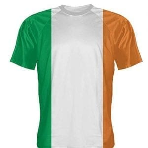 irish flag clothing