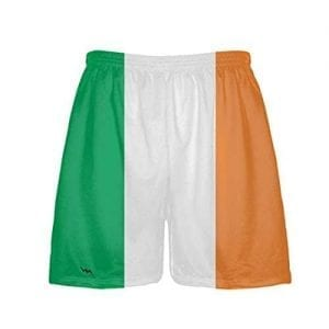 irish flag shorts