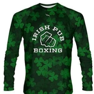 shamrock long sleeve shirt