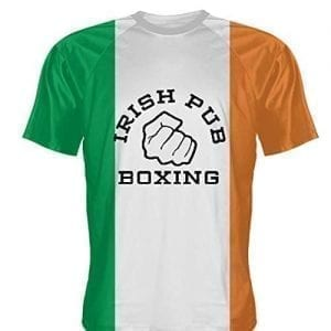 irish flag shirt