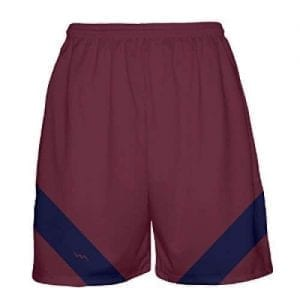 Maroon-Basketball-Shorts