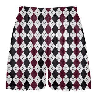 Argyle-Shorts