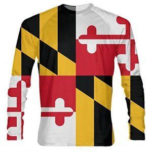 Maryland-Flag-Long-Sleeve-Shirts
