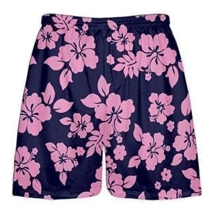 hawaiian lacrosse shorts