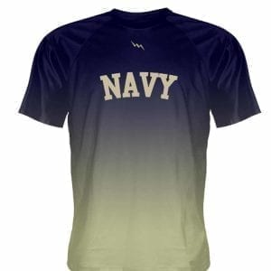navy blue vegas gold navy shirts