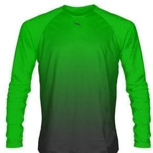 Neon-Green-Long-Sleeve-Lacrosse-Shirts