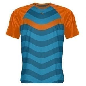 orange ocean sublimated shirts