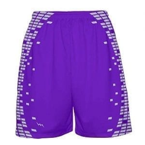 Purple-Basketball-Shorts