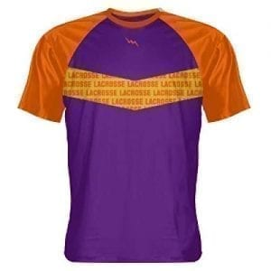 purple lacrosse shooter shirt