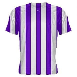 Purple-and-White-Striped-Soccer-Jerseys