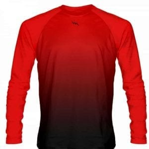 Red-Black-Fade-Ombre-Long-Sleeve-Shirts