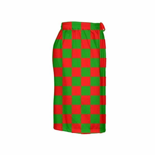 LightningWear-Red-Green-Checker-Board-Christmas-Shorts-Green-Checkerboard-Lacrosse-Shorts-Athletic-Shorts-B0785L2V3P-3.jpg