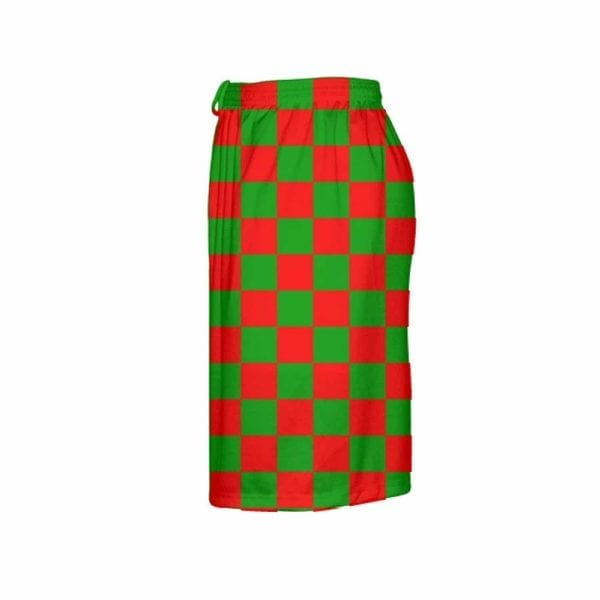 LightningWear-Red-Green-Checker-Board-Christmas-Shorts-Green-Checkerboard-Lacrosse-Shorts-Athletic-Shorts-B0785L2V3P-4.jpg