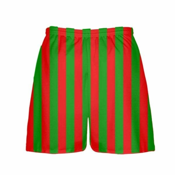 LightningWear-Red-Green-Stripe-Christmas-Shorts-Green-Red-Striped-Lacrosse-Shorts-Athletic-Shorts-B077Y2GBCW-2.jpg
