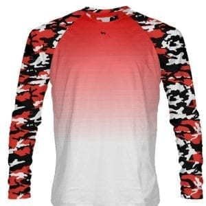Red-Long-Sleeve-Camouflage-Shirts