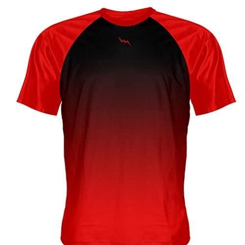 low cost a371f bd228 LightningWear Red Soccer Jerseys