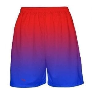 Red-To-Blue-Fade-Basketball-Shorts