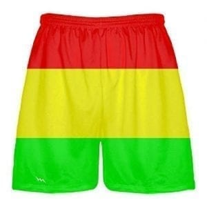 Reggae Lacrosse Shorts