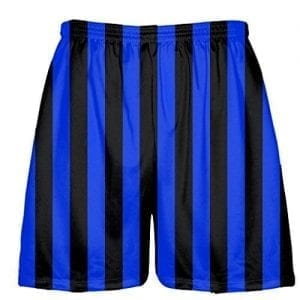 Royal-Blue-and-Black-Striped-Lacrosse-Shorts