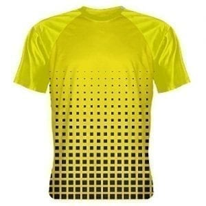 Shooter Shirt Yellow - Sublimated Basketball Shooter Shirt