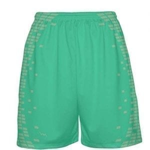 Teal-Basketball-Shorts