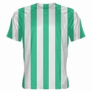 Teal-and-White-Soccer-Jerseys