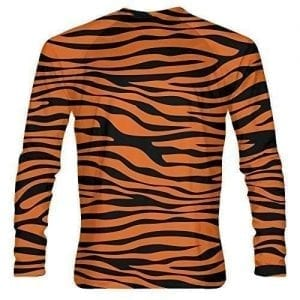 Tiger-Striped-Long-Sleeve-Shirts