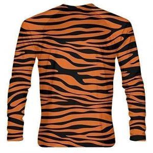 Tiger-Striped-Long-Sleeve-Shirts