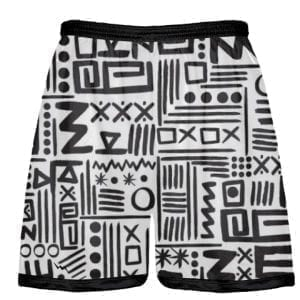 Tribal Lacrosse Shorts - Tribe Basketball Shorts