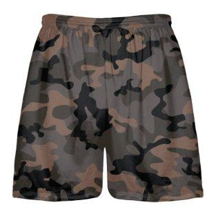 Urban Camouflage Shorts