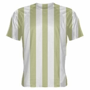 Vegas-Gold-and-White-Striped-Soccer-Jerseys
