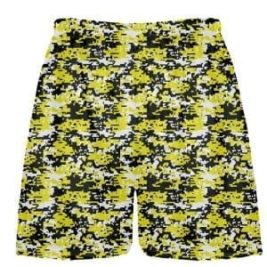 Volt Digital Camouflage Lax Shorts
