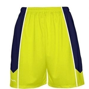 Yellow-Basketball-Shorts