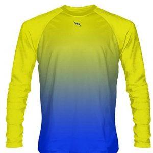 long sleeve hockey shirts