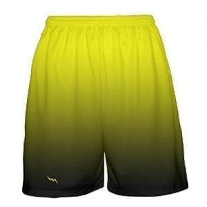Yellow-To-Black-Fade-Basketball-Shorts