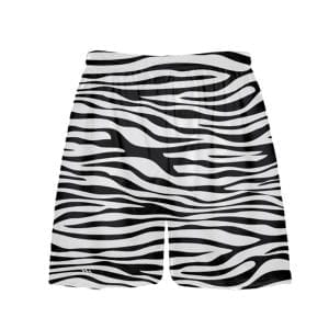 Zebra Lacrosse Shorts