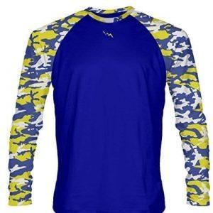 Long-Sleeve-Camouflage-T-Shirts
