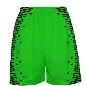 Neon-Green-Basketball-Shorts
