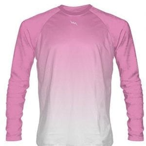 Pink-Long-Sleeve-Lacrosse-Shirts