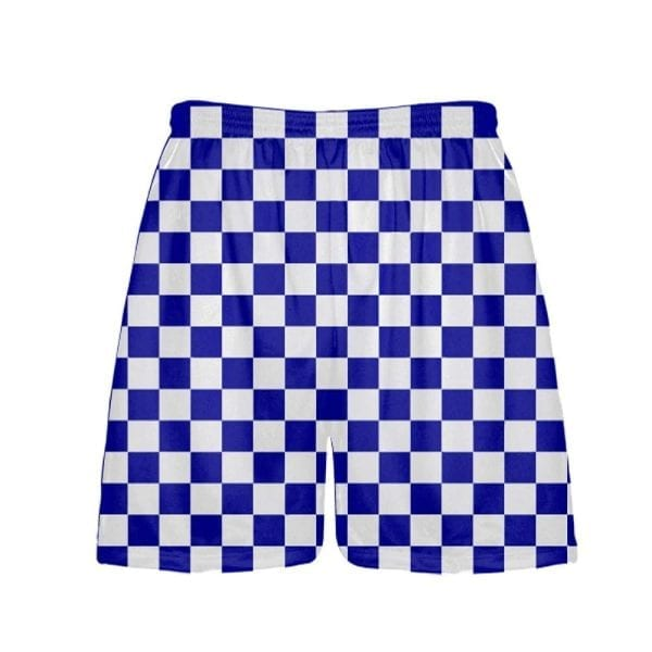 Royal-Blue-Checker-Board-Shorts-Blue-Checkerboard-Lacrosse-Shorts-Athletic-Shorts-B077Y4H1L3.jpg