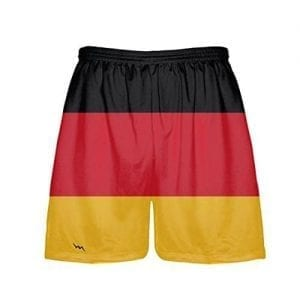germany-flag-shorts
