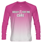 Volley For The Cure Long Sleeve Shirt