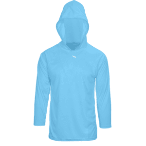 long sleeve hooded t shirt
